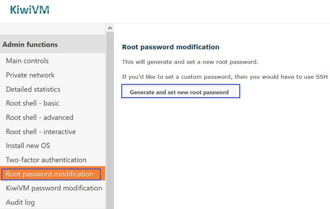 搬瓦工重置VPS密码和重置KiwiVM面板密码